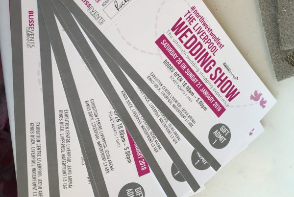 tickets for the liverpool wedding show