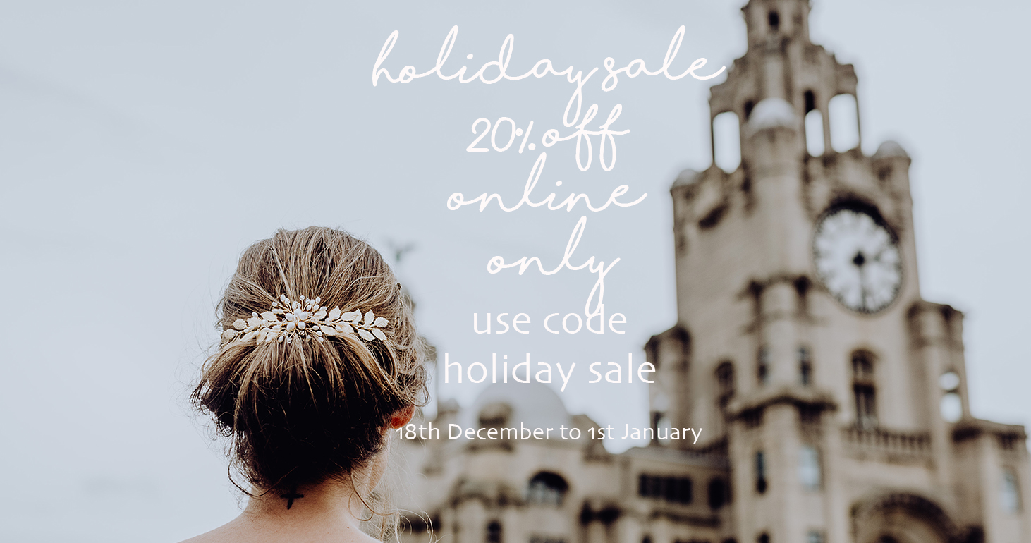 bridal accessories sale online