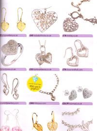 Perfect Wedding ideas magazine, December 09 - Feature article