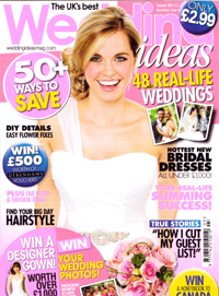 Wedding ideas March 2011 - Cover shot