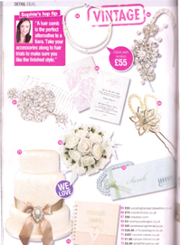 Wedding ideas November 2010 - Article feature