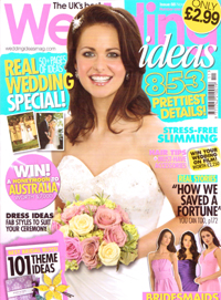 Wedding ideas November 2010 - Cover shot