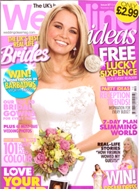 Wedding ideas October 2010 - Cover shot